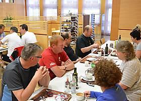 12. bis 16. April 2015: Trainingslager in Bozen_108
