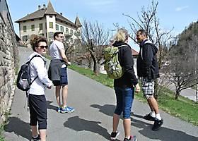 12. bis 16. April 2015: Trainingslager in Bozen_60
