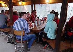 12. bis 16. April 2015: Trainingslager in Bozen_94