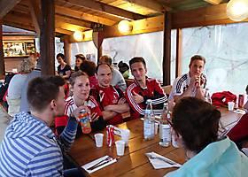 12. bis 16. April 2015: Trainingslager in Bozen_95