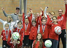 18. Januar 2015: Nachwuchs-Finalrunde in Neuendorf