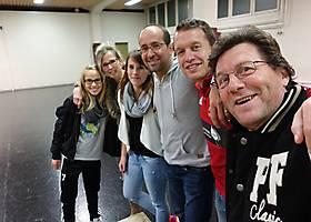 19. November 2016: Plauschturnier Faustballcenter_104