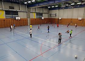 19. November 2016: Plauschturnier Faustballcenter_13