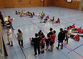 19. November 2016: Plauschturnier Faustballcenter_1