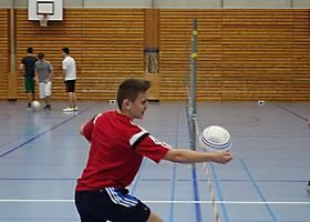 19. November 2016: Plauschturnier Faustballcenter_23