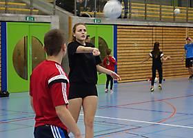 19. November 2016: Plauschturnier Faustballcenter_27