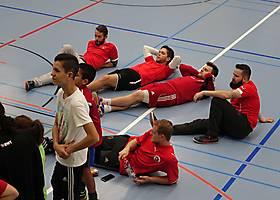 19. November 2016: Plauschturnier Faustballcenter_2