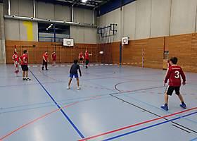 19. November 2016: Plauschturnier Faustballcenter_37