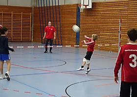 19. November 2016: Plauschturnier Faustballcenter_38