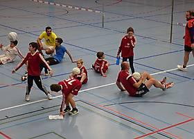 19. November 2016: Plauschturnier Faustballcenter_3