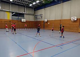 19. November 2016: Plauschturnier Faustballcenter_42
