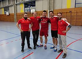 19. November 2016: Plauschturnier Faustballcenter_46