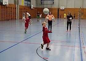 19. November 2016: Plauschturnier Faustballcenter_50