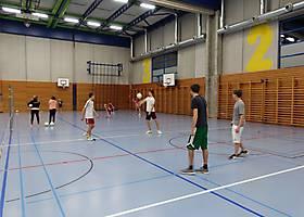 19. November 2016: Plauschturnier Faustballcenter_57
