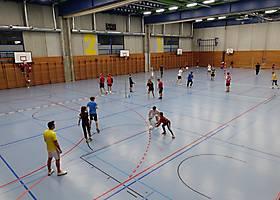 19. November 2016: Plauschturnier Faustballcenter_6