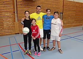 19. November 2016: Plauschturnier Faustballcenter_9