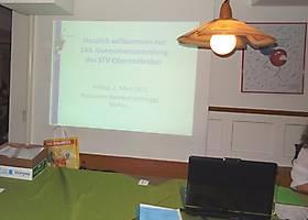02. März 2012: 149. GV des STV Oberentfelden