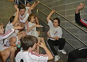 22. Januar 2012: Finalrunde Nachwuchs in Oberentfelden