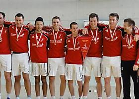 5. Februar 2012: Playoffs NLB in Schaffhausen