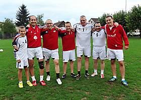 27. August 2013: Herren 3 spielen im Aargauercup Halbfinal in Oberentfelden