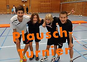 9. November 2013: Faustballcenter Plauschturnier