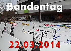 22. März 2014: Traditioneller Bandentag in Oberentfelden