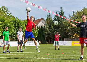 4. August 2016: Weltklasse Faustball in  Oberentfelden_33