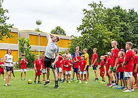4. August 2016: Weltklasse Faustball in  Oberentfelden_46