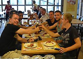 6. Juli 2015: Besichtigung Brauerei Schützengarten